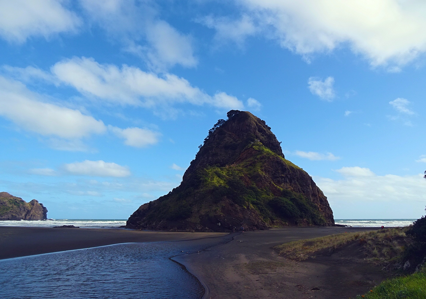 Lion Rock, Piha, New Zealand