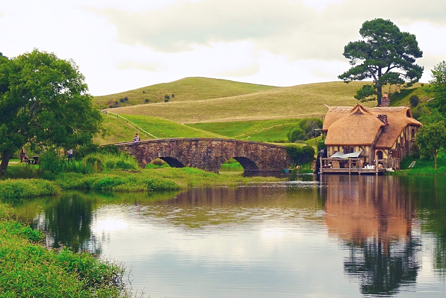 The Dragon Inn, Hobbiton, New Zealand
