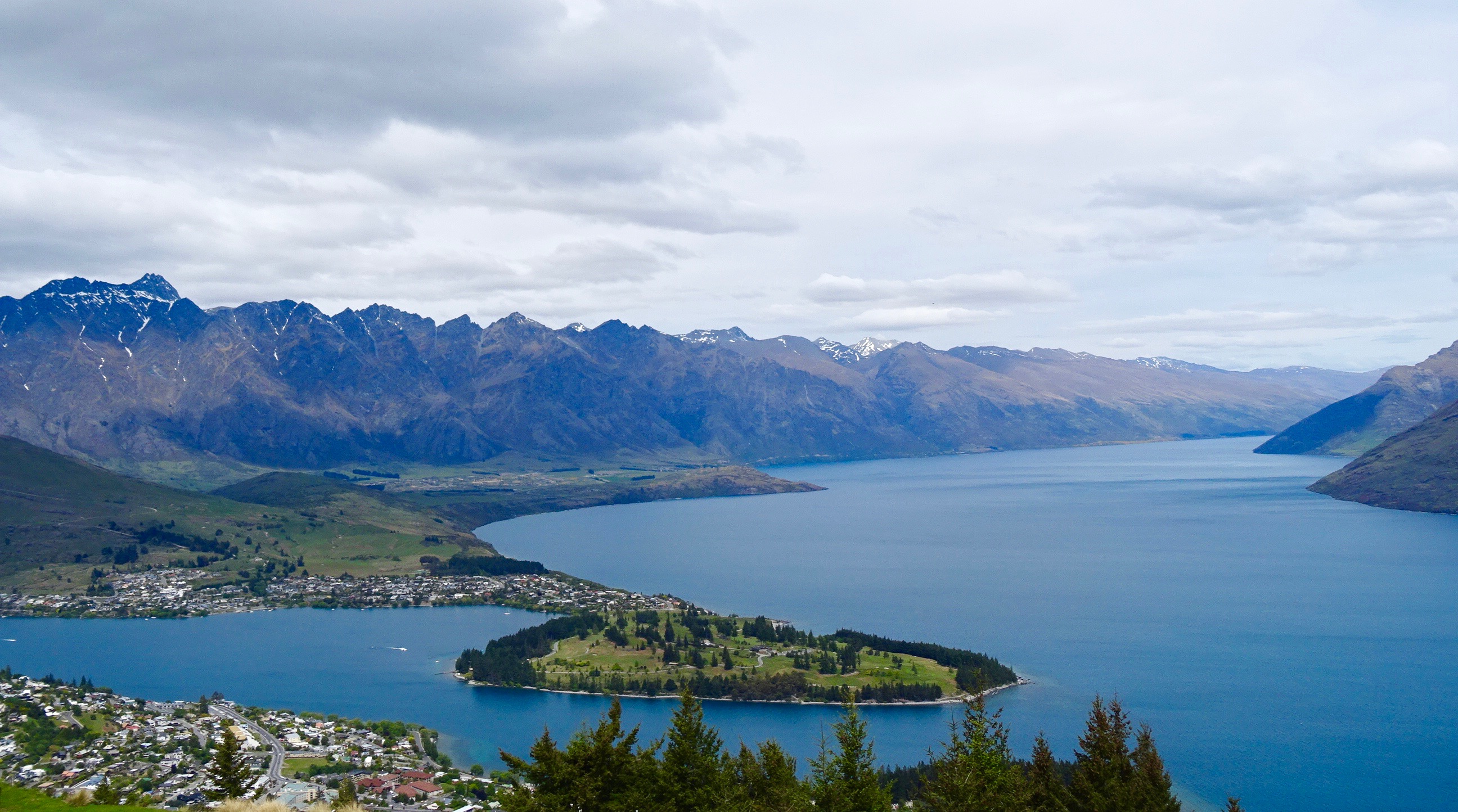 Queenstown New Zealand - spinthewindrose.com
