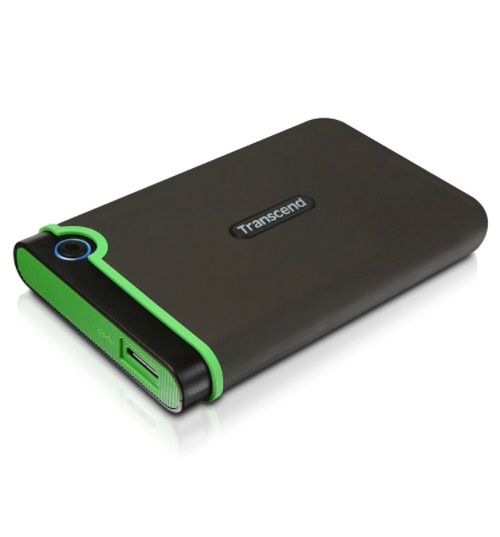 Transcend External Hard Drive - Best Gifts for Travelers - spinthewindrose.com