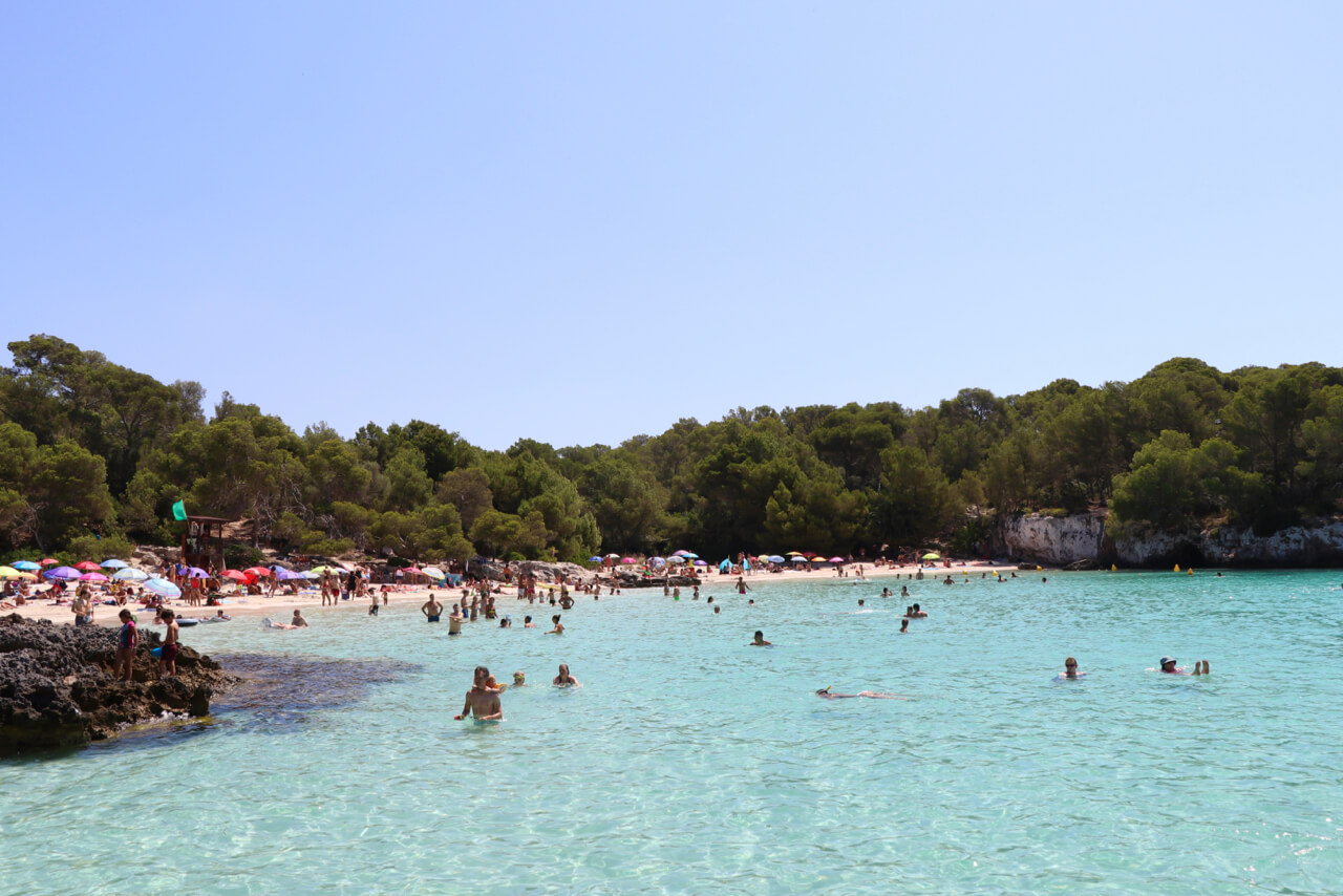 5 easy to reach beaches near Ciutadella, Menorca - spinthewindrose.com