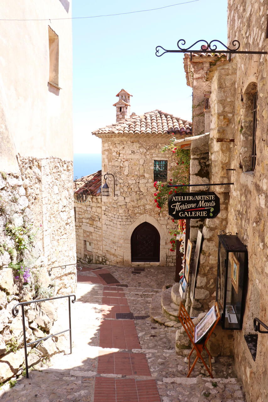 Eze - South of France Road Trip - spinthewindrose.com
