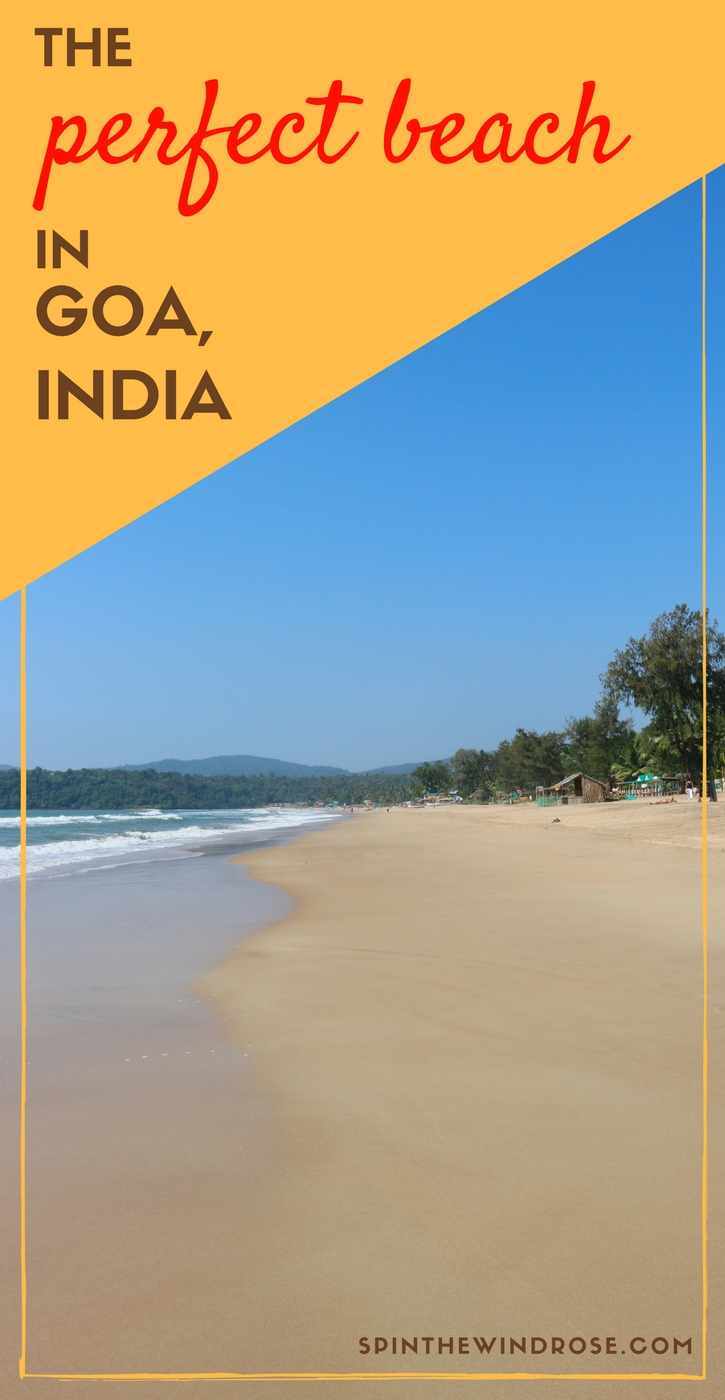 Is Agonda the perfect beach in South Goa India - spinthewindrose.com