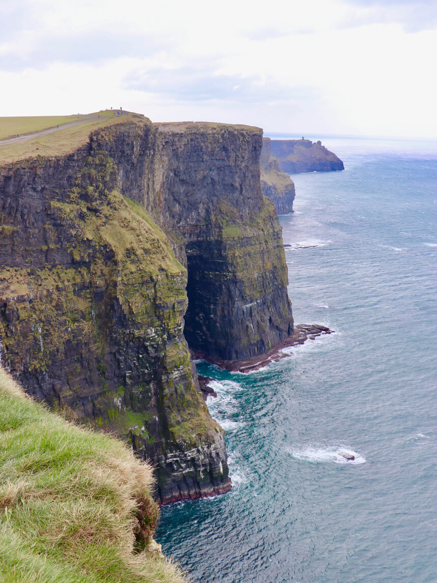 Cliffs of Moher Day Trip from Galway, Ireland - spinthewindrose.com